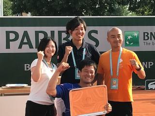 プロ車いすテニスプレーヤーを支えるアスリートフードvol.5 国枝 慎吾選手奥様 国枝愛さん「2020年に向けて皆さんに伝えたいこと編」