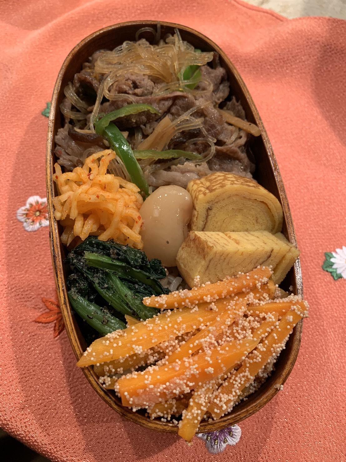 「夏! ご飯が進む韓国料理」【連載企画】今江サチコさんの今月のアスリート弁当