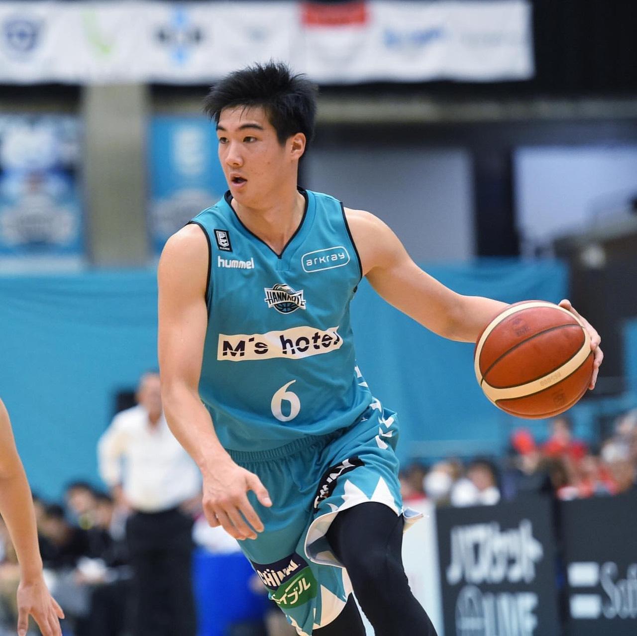 日本人初!KBL(韓国バスケットボールリーグ)に挑む!中村太地選手