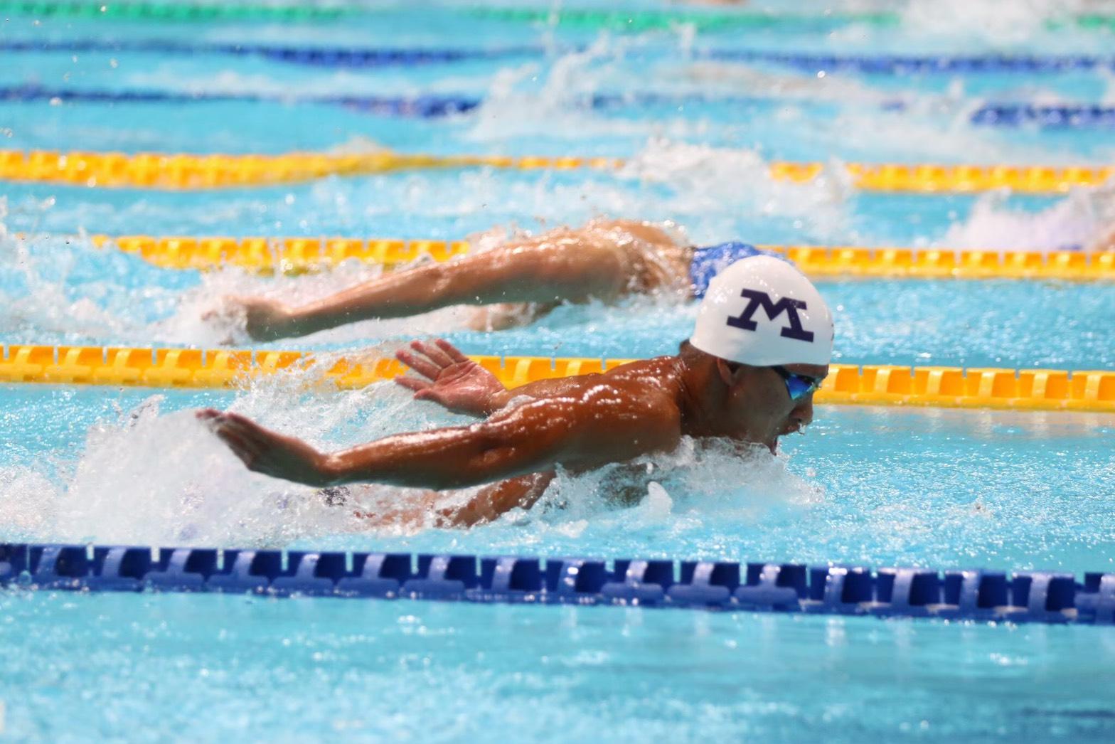 【アスリートフードサポート制度活動報告】明治大学体育会水泳部  苦難を乗り越え挑むインカレ2020 目指せ日本一!